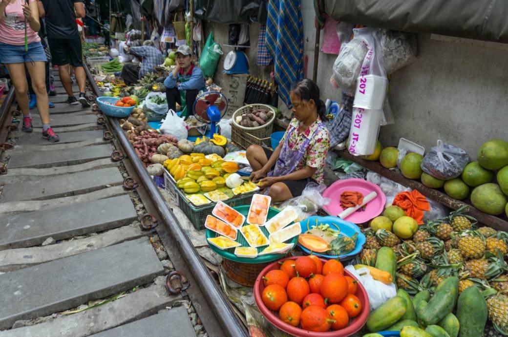 Reisende müssen sich in fremden Ländern vorsehen, wenn sie sicher Essen und Trinken wollen