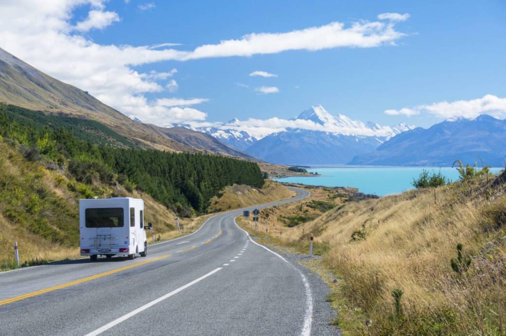Im Van durch Neuseeland – 5 Tipps für den perfekten Roadtrip
