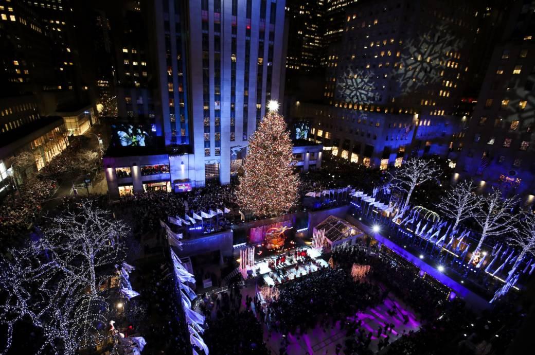 Wo Steht In New York Der Weihnachtsbaum.New York Im Winter Powerfrau Nadja Atwal Verrät Uns Ihre Tipps