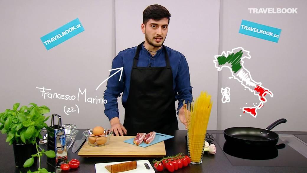 SO gelingen die perfekten Spaghetti Carbonara