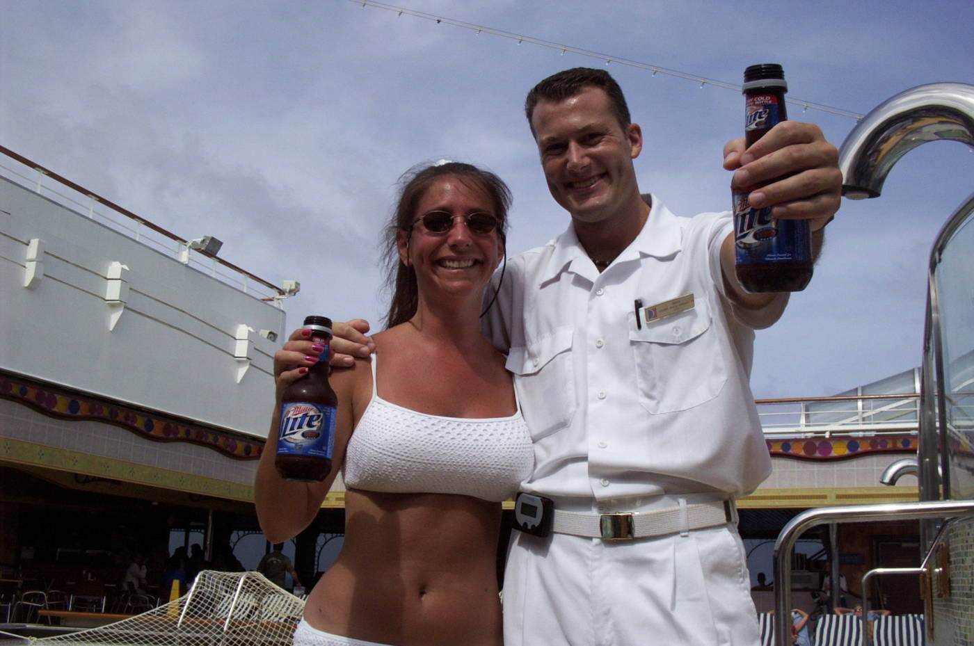 Sex an Bord, Alkohol: Ein Kreuzfahrt-Mitarbeiter packt aus
