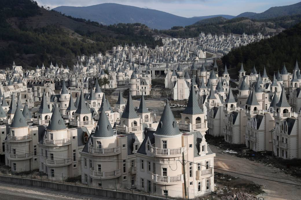 Die wohl luxuriöseste Geisterstadt der Welt