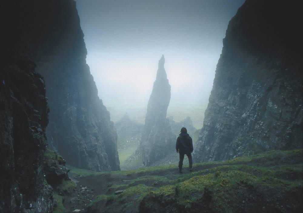 Isle of Skye Schottlands