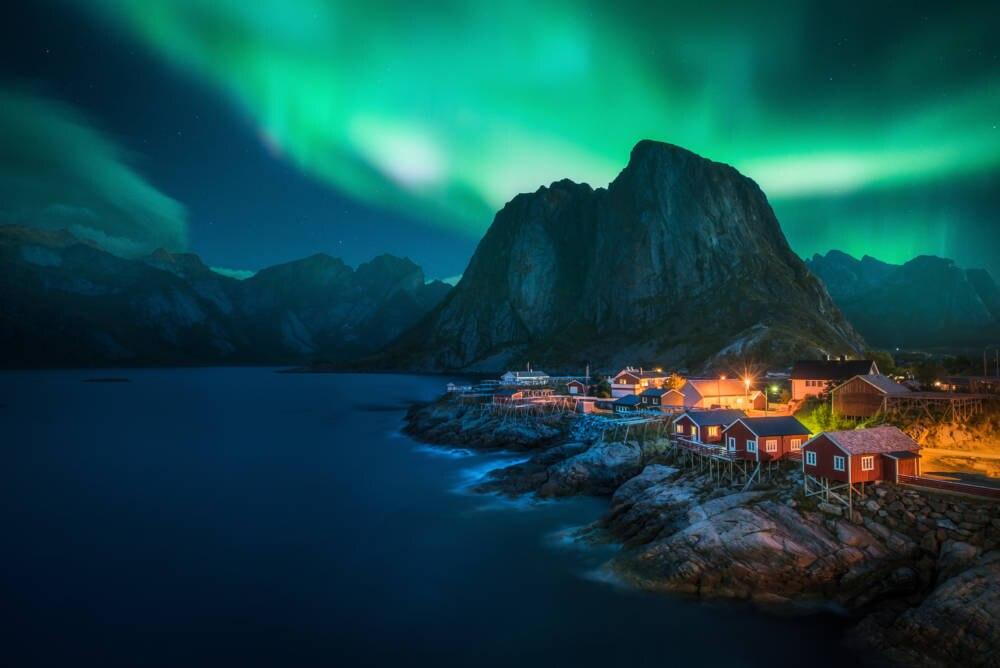Nordlichter Norwegen