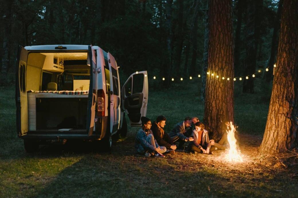 Aktuell im Trend sind Camping-Urlaube