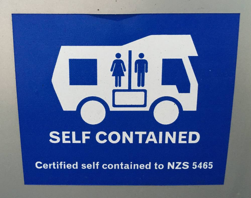 Self contained NZ