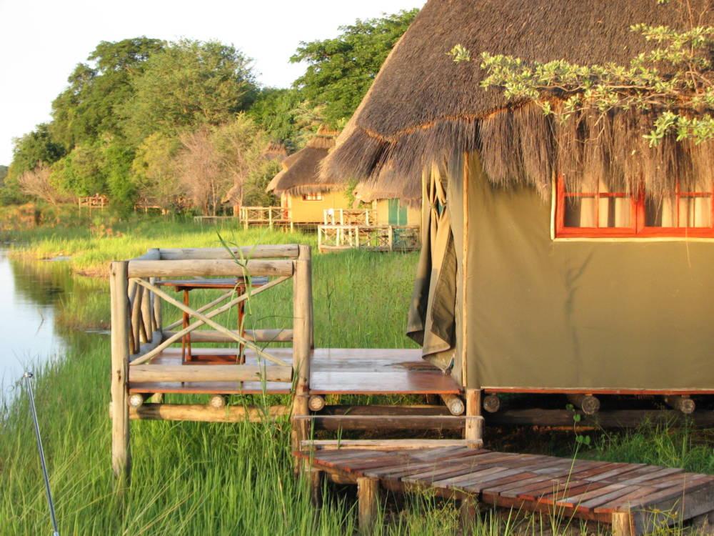 Kwando Lodge Naimibia