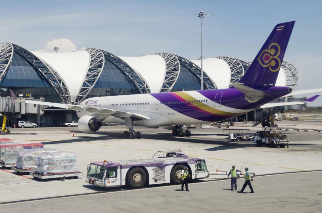 Thailand Flüge storniert