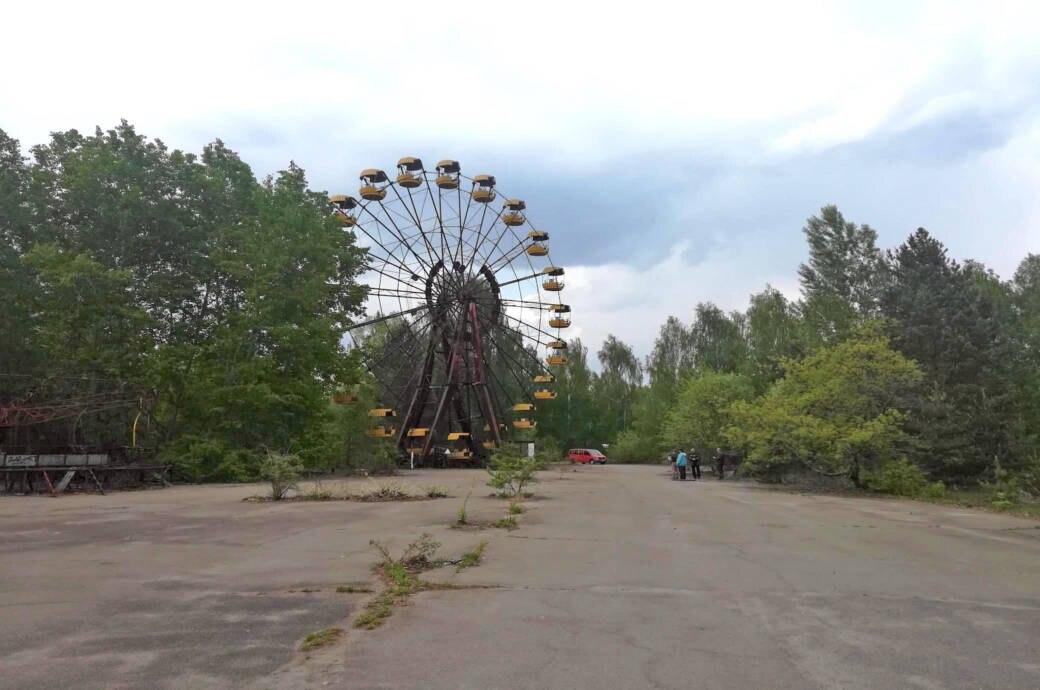 """""""Tschernobyl ist viel mehr als eine lebensfeindliche Geisterstadt"""""""