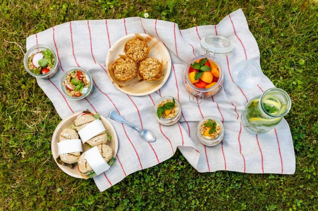 Mit diesen Tipps gelingt das perfekte Frühlings-Picknick