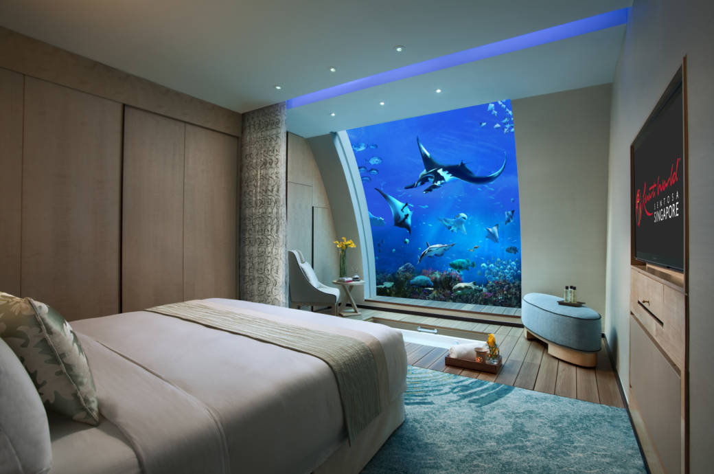 Die 6 Schonsten Unterwasser Hotels Der Welt Travelbook