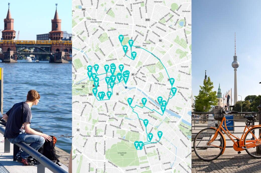 Die perfekte Sightseeing-Tour durch Berlin