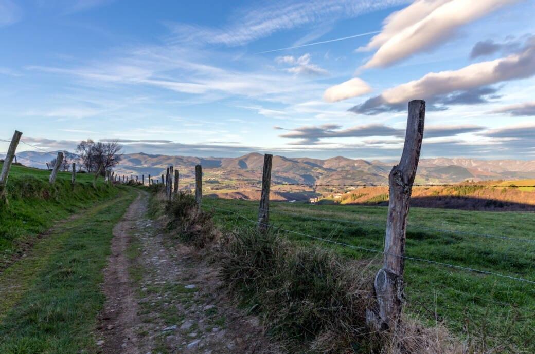Anspruchsvoller Pilgerpfad: Über rund 300 Kilometer führt der Camino Primitivo