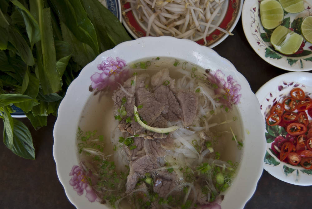 Pho Bo, Suppe, Vietnam