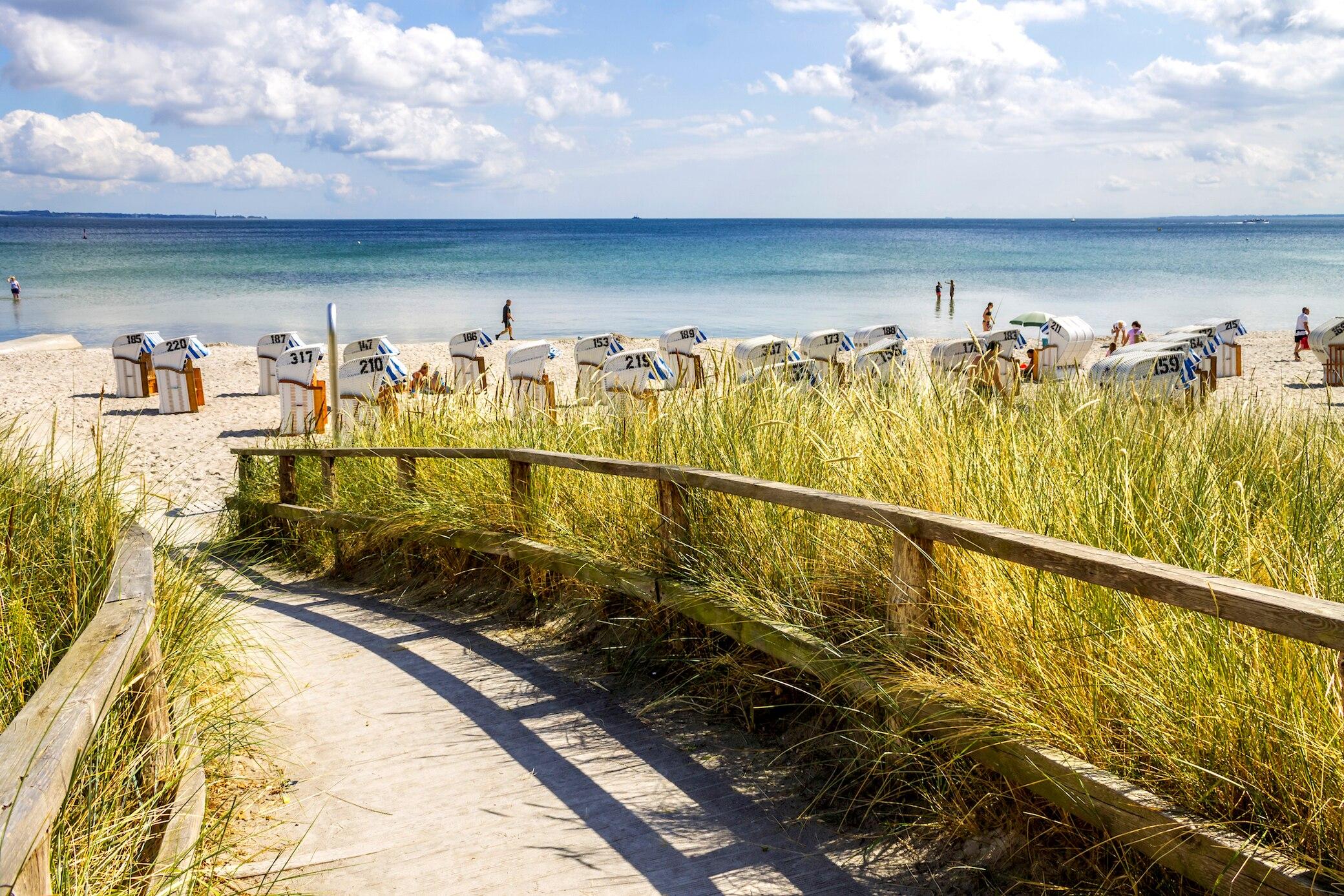Die schönsten Orte auf Usedom