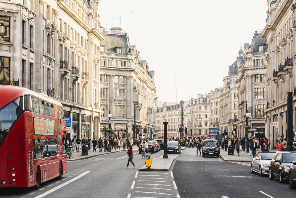London landete in diesem Jahr auf Platz 1 des Rankings