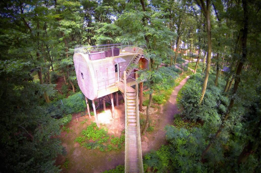 Das Tree Inn im niedersächsischen Dörverden