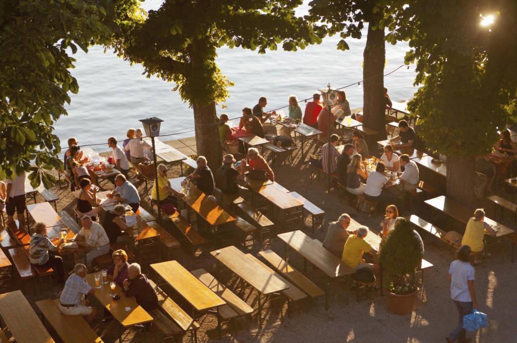 Die 19 schönsten Biergärten Deutschlands