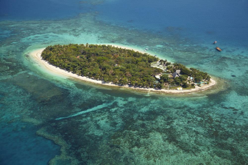 Beachcomber Island, Fidschi