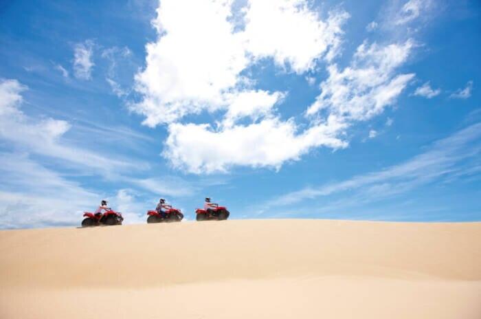Stockton Bight Sand Dunes, Port Stephens