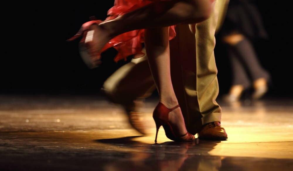 Argentinien Tango