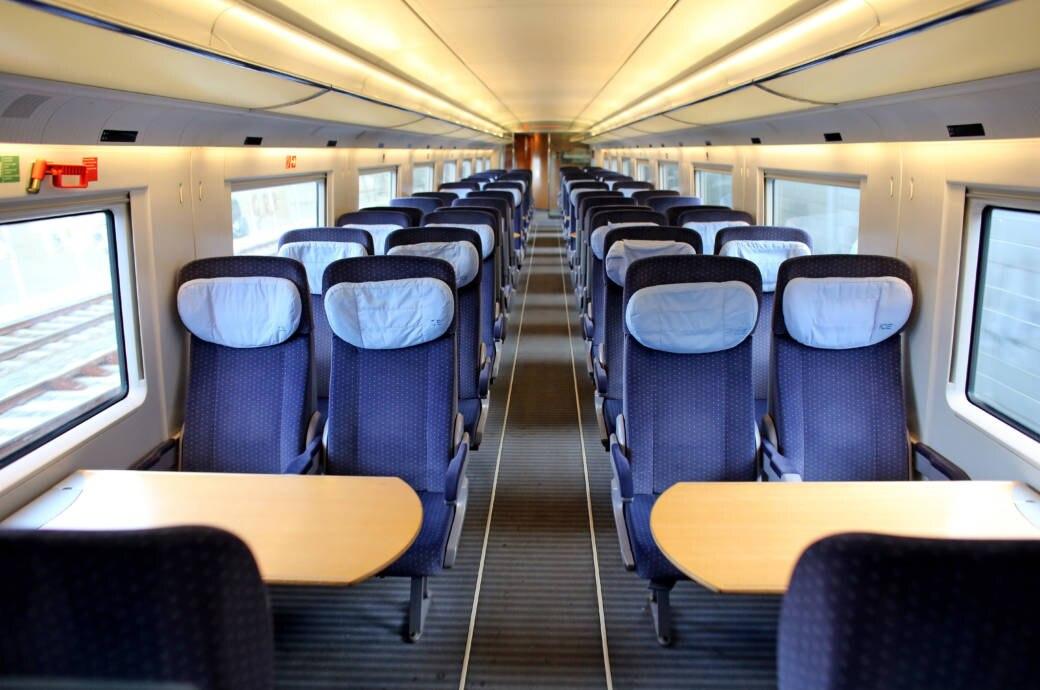 Deutsche Bahn zeigt jetzt Auslastung der Fernzüge an