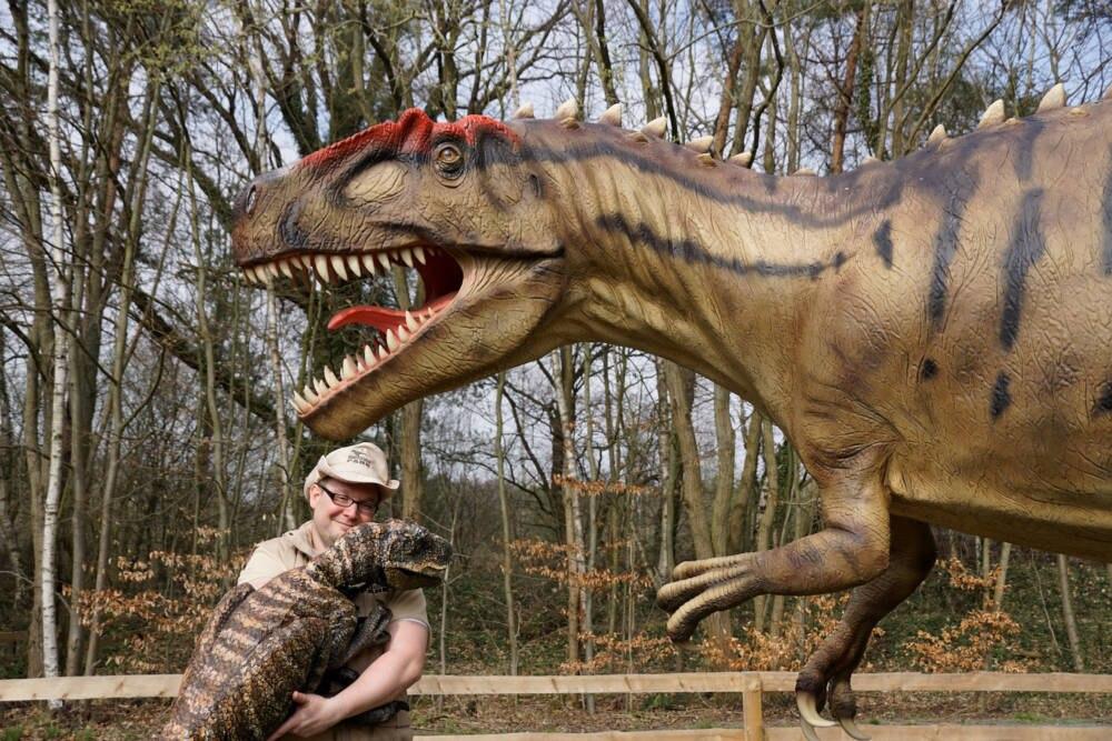 Tour Dinosaurier-Park