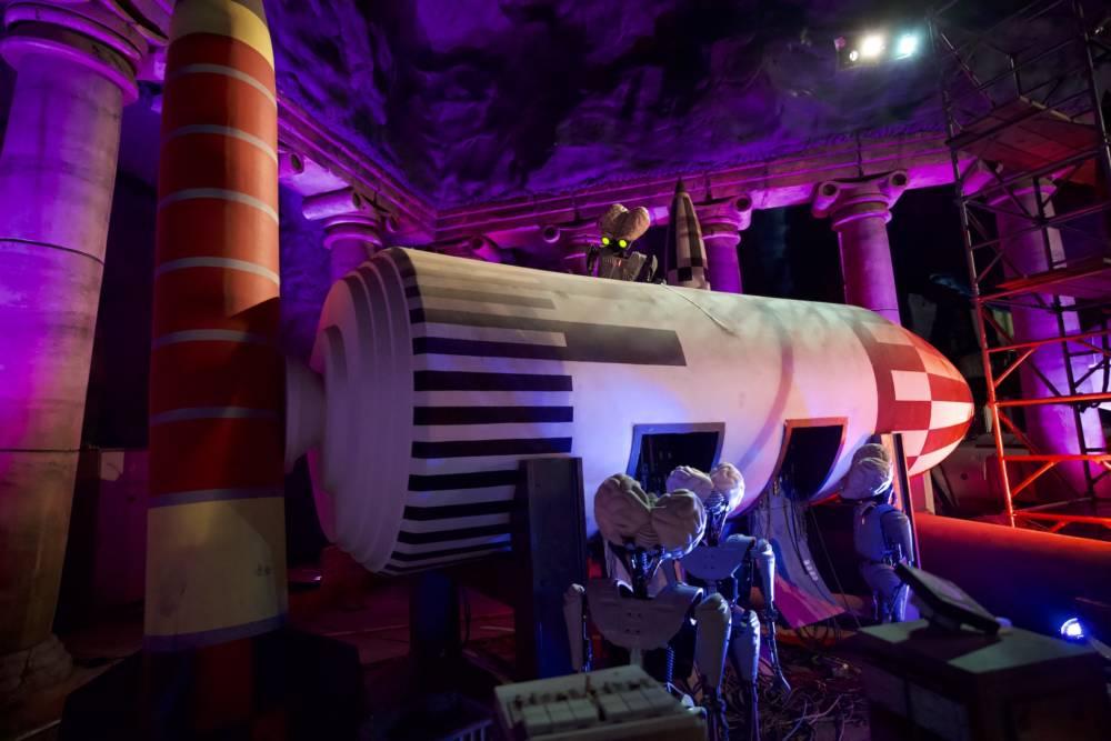 """Area 51 – Top Secret"", Movie Park Germany"