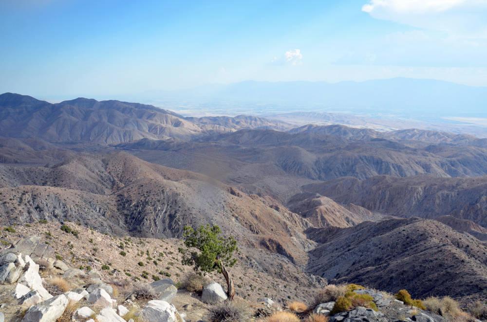 Im Coachella Valley steigen die Temperaturen regelmäßig auf über 40 Grad