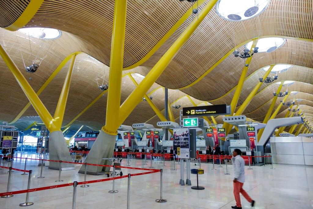 Madrid Flughafen