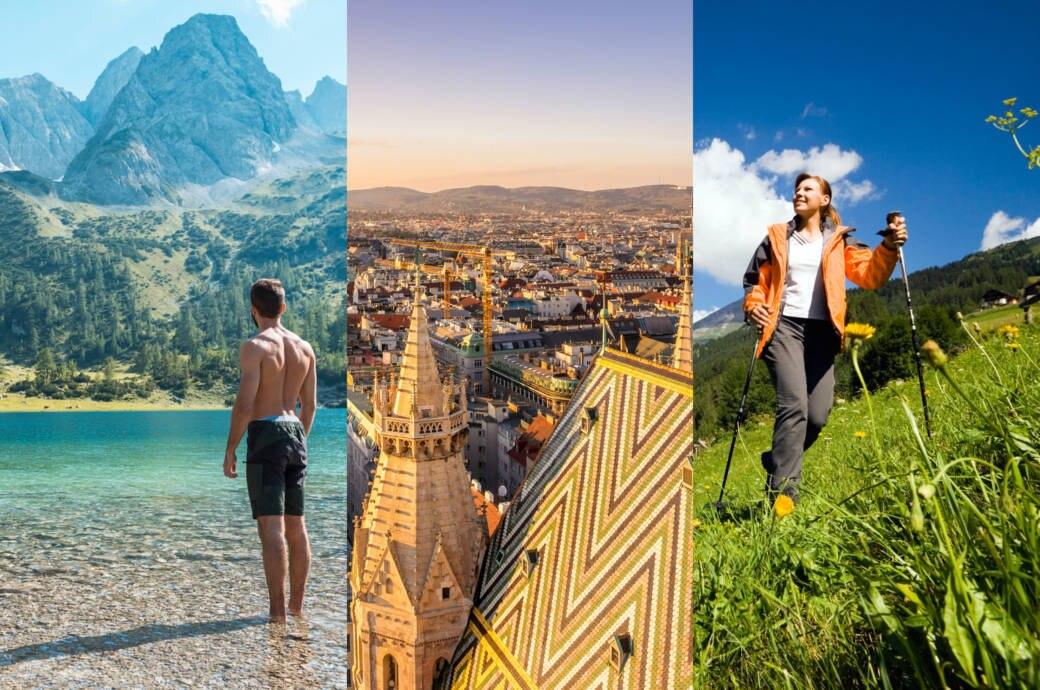 österreich Urlaub Das Perfekte Ziel Für Jeden Typ Travelbook