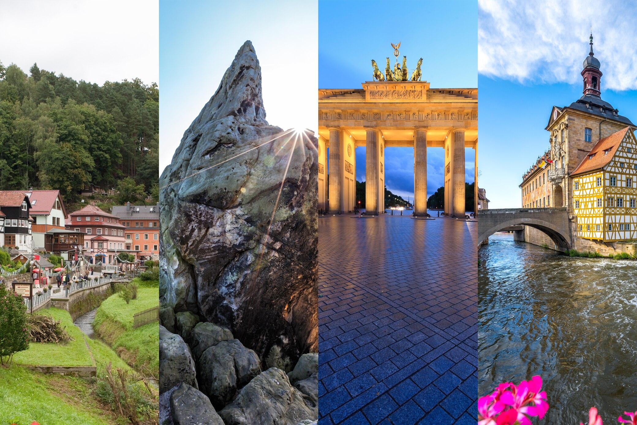 Wie ich mich auf Reisen in Deutschland verliebt habe