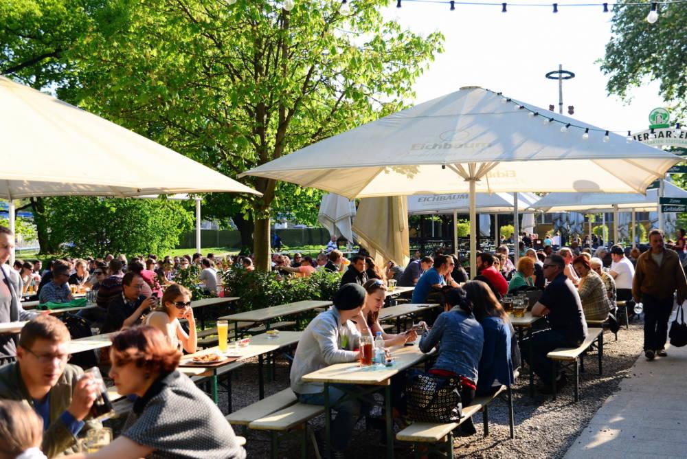 Die 17 Schonsten Biergarten In Deutschland Travelbook