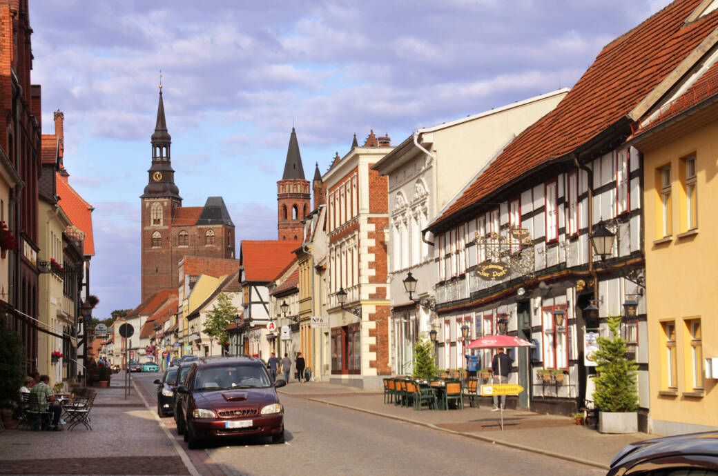 SIE haben entschieden: Tangermünde ist die schönste Kleinstadt Deutschlands