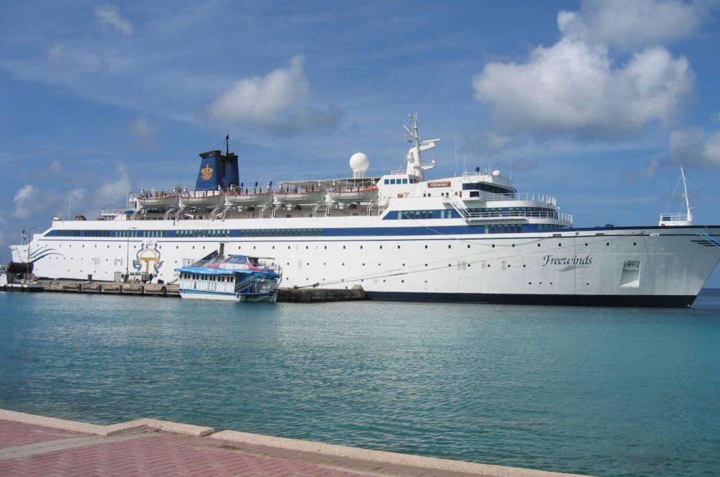 Masernfall an Bord: 300 Scientology-Anhänger unter Quarantäne