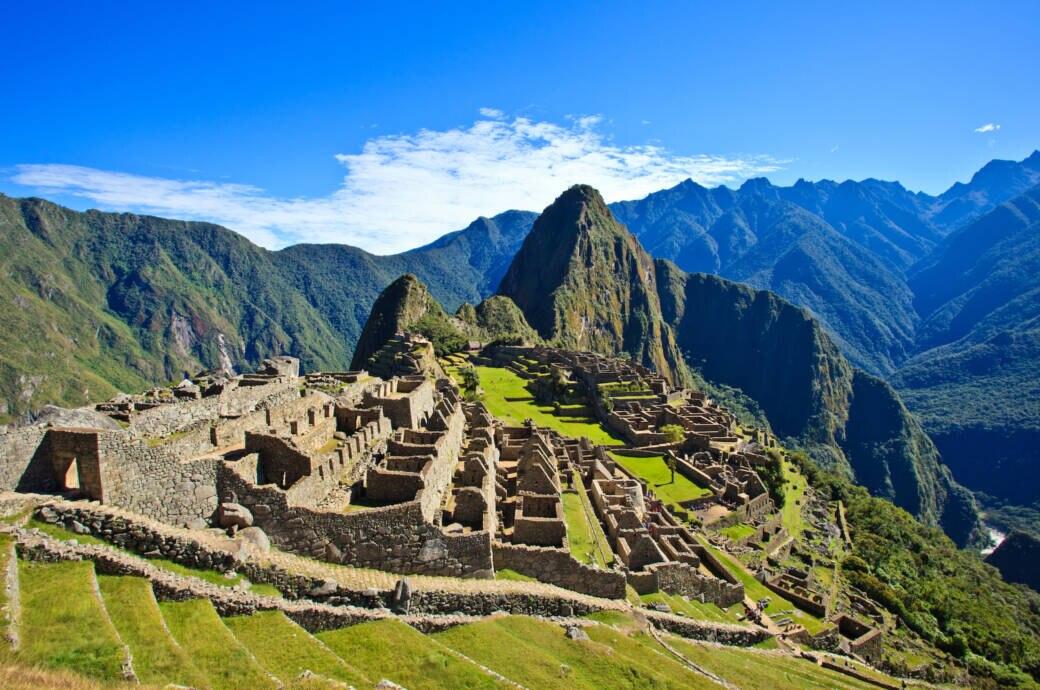 Airport nahe Machu Picchu – jetzt schaltet sich die Unesco ein