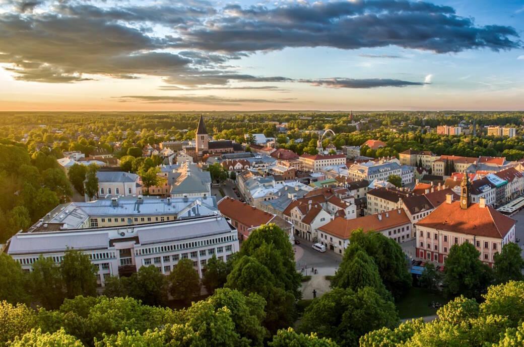Tartu, Estland
