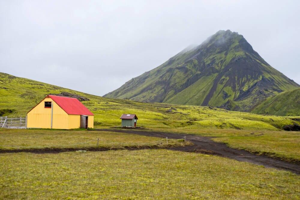 Hvammstangi Island