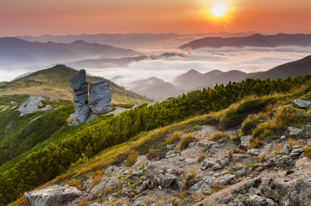 Hohe Tatra Slowakei