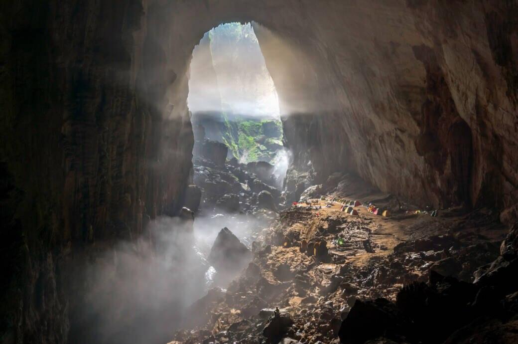 Größte Höhle der Welt ist noch riesiger als gedacht