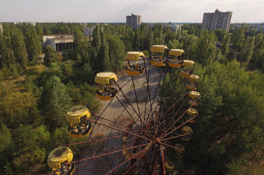 Wie sicher ist Tschernobyl für Touristen?