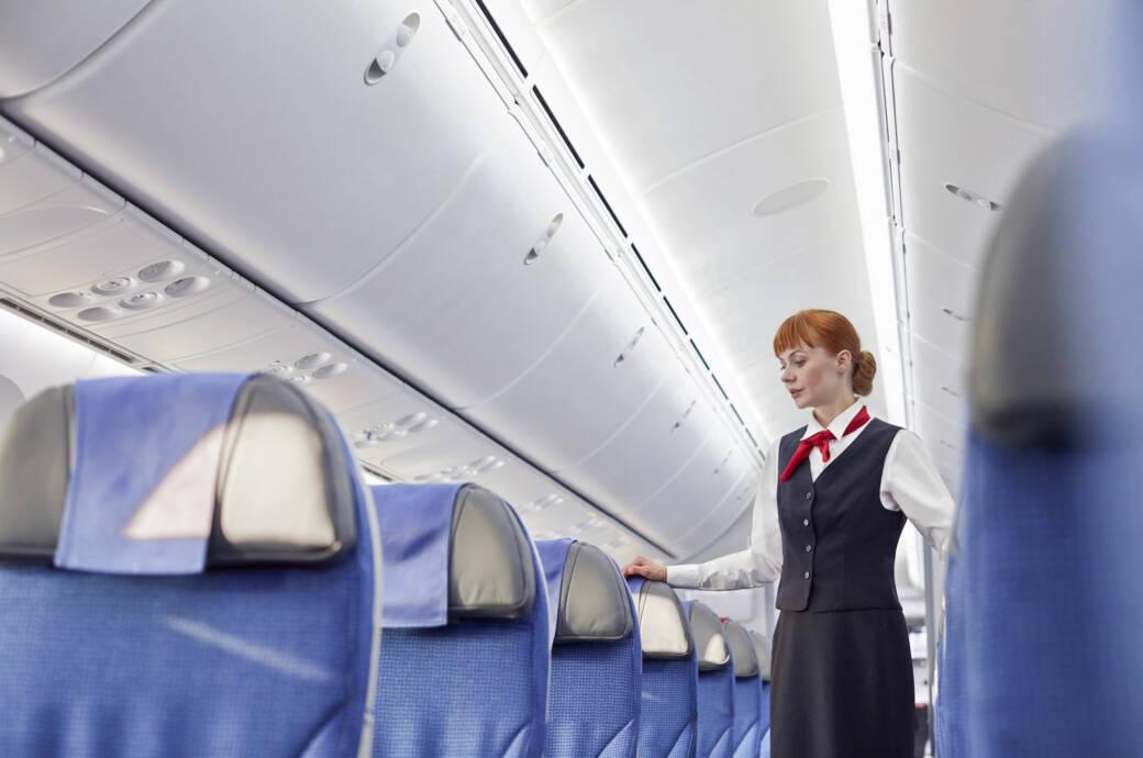 Flugbegleiter sexuelle Belästigung