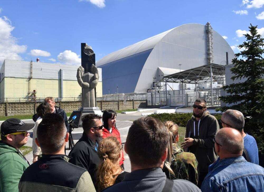 Sarkophag Tschernobyl