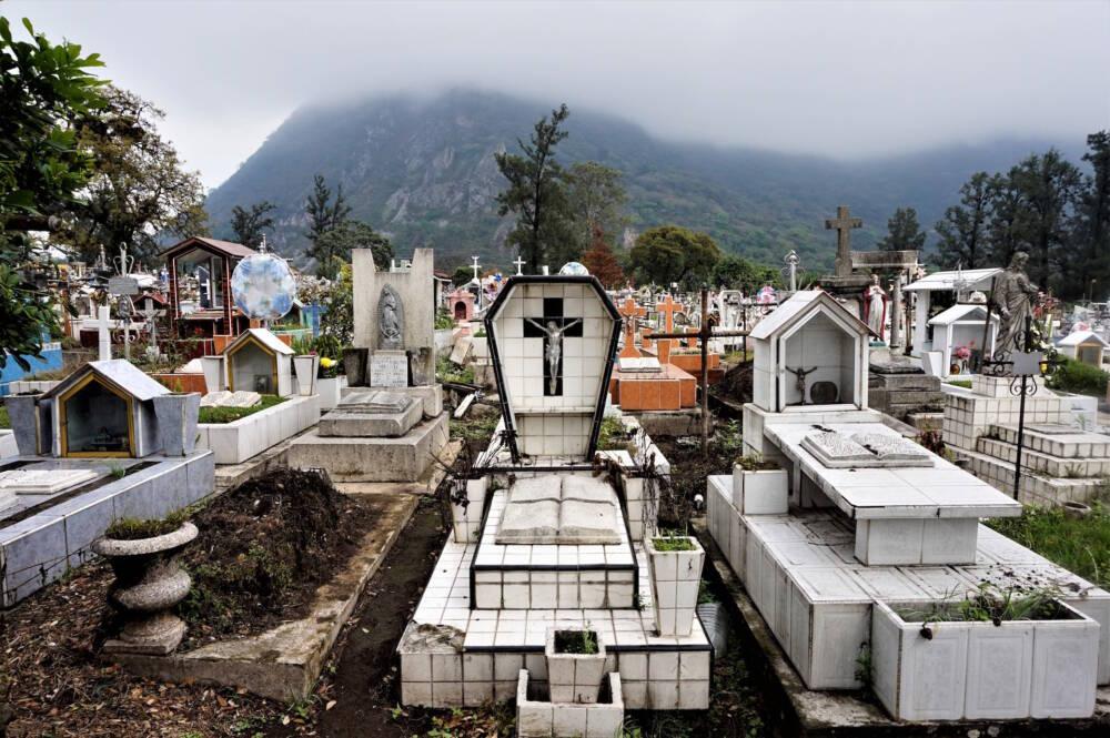 Der Friedhof von Orizaba