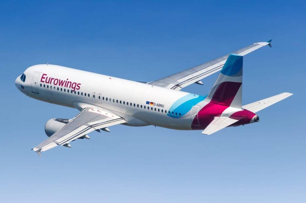 Eurowings Langstreckenflüge