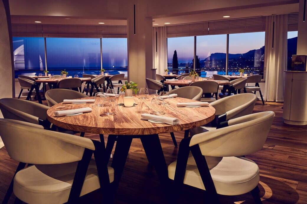Das Mirazur wurde dieses Jahr zum besten Restaurant der Welt gewählt