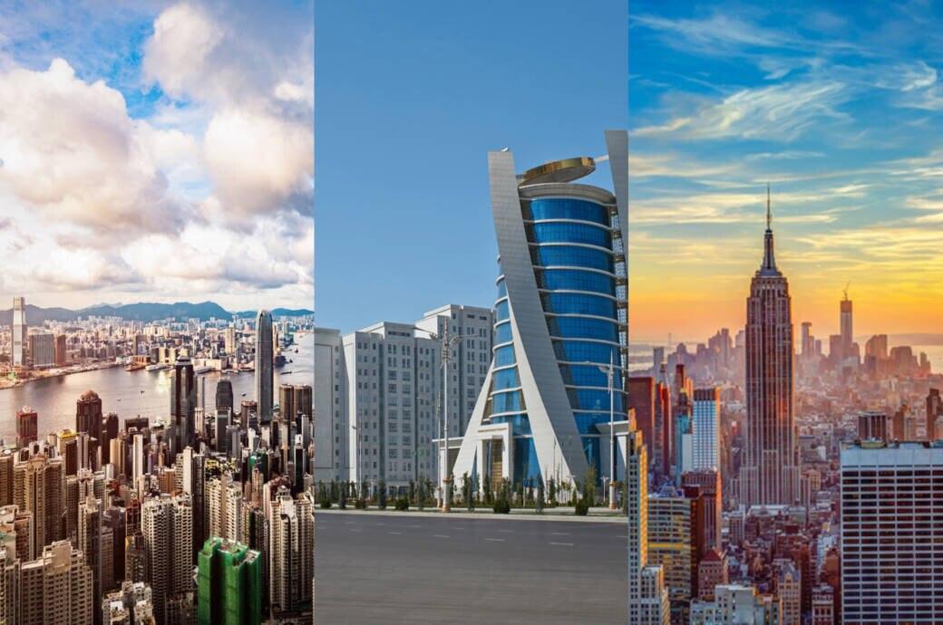 Die 10 teuersten Städte der Welt zum Leben