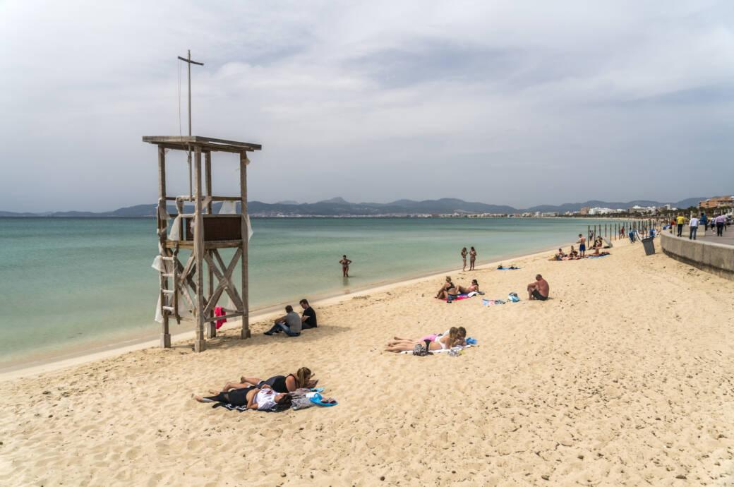 Schwimmer macht Sensationsfund vor Mallorca!