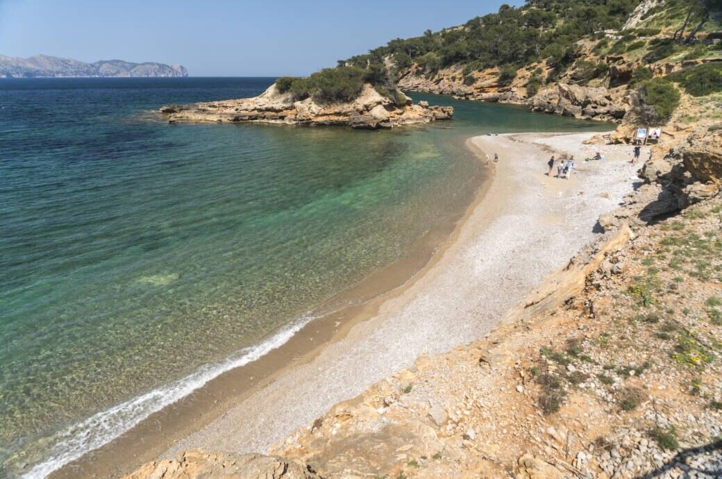 Die 10 einsamsten Buchten auf Mallorca