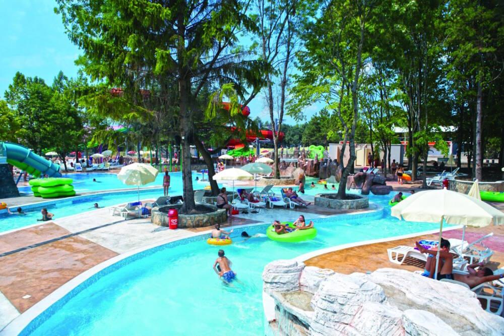 Wasserpark Aquamania in Bulgarien